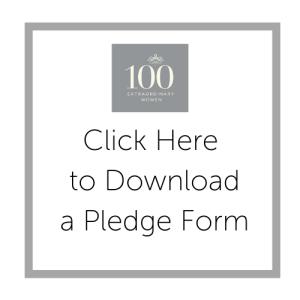 100EW pledge form button