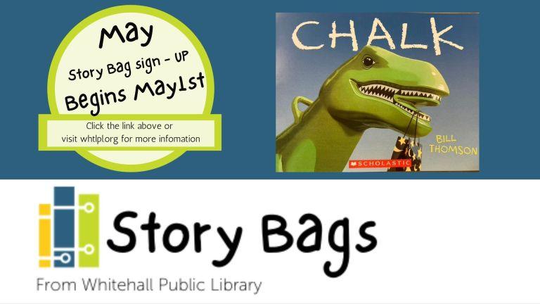May Story Bag Sign up